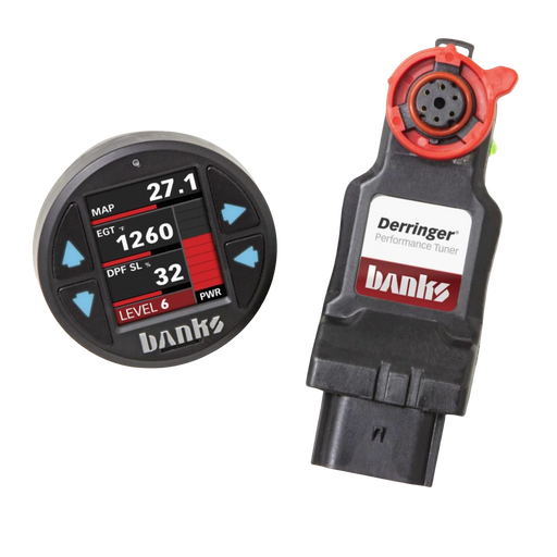 Banks Derringer Tuner with ActiveSafety for 2017-2019 Duramax L5P