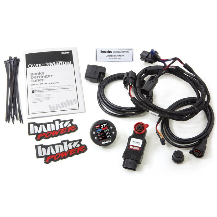 Banks Derringer Tuner with ActiveSafety for 2020 Duramax L5P