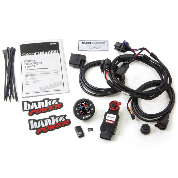 Banks Derringer Tuner with ActiveSafety for 2020-2021 Duramax L5P