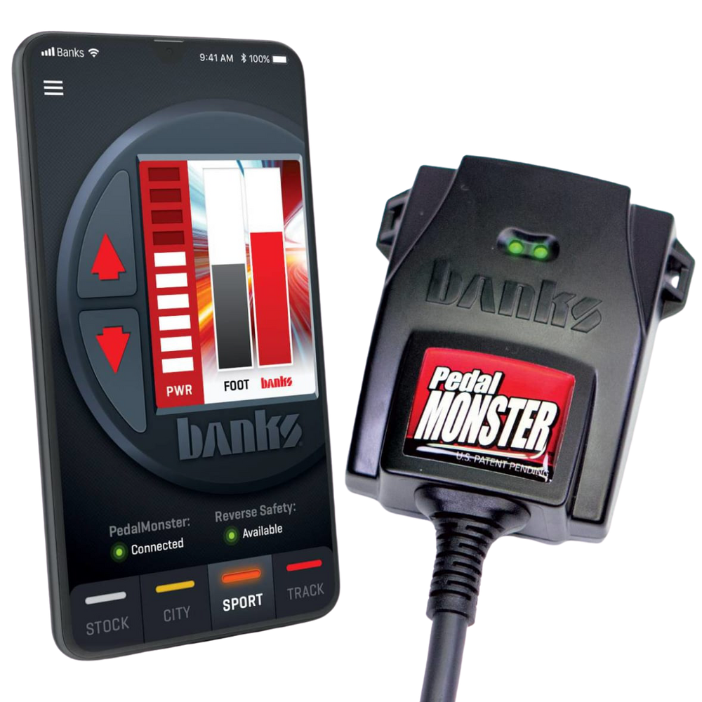 Banks PedalMonster Throttle Sensitivity Booster