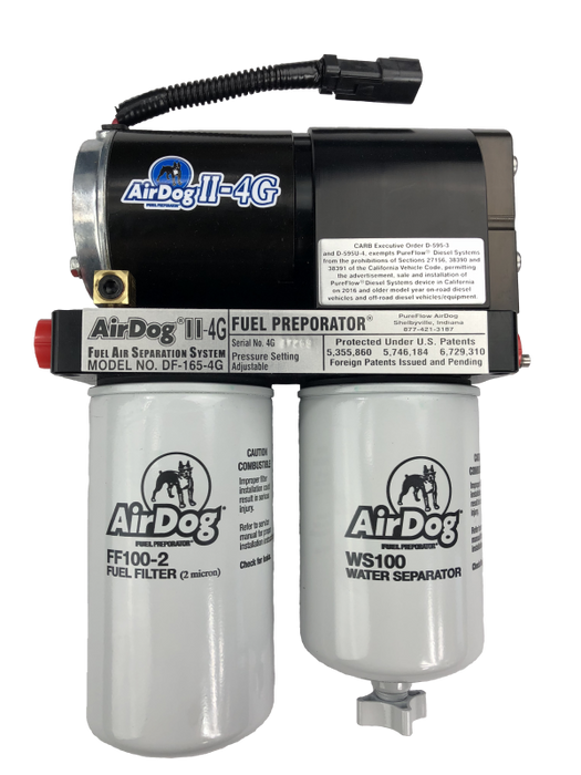AirDog® II-4G Lift Pump for Powerstroke