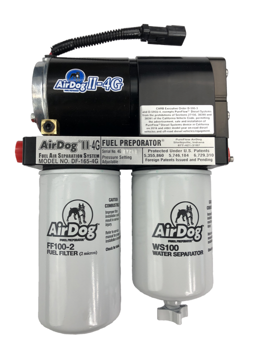 AirDog® II-4G Lift Pump for Cummins