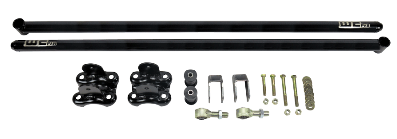 "WCFAB 2001-2010 Duramax 60"" Traction Bar Kit (RCLB/CCSB/ECSB)"