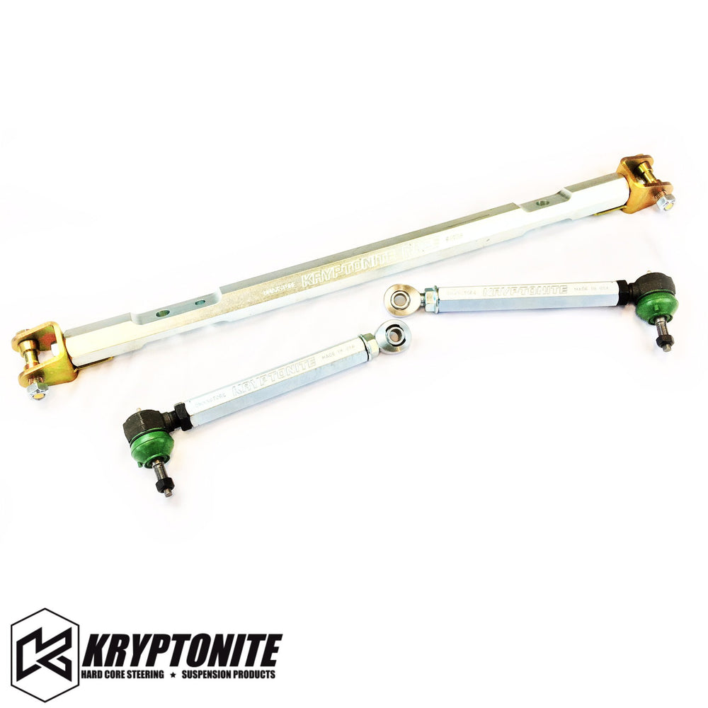 KRYPTONITE RACE SERIES CENTER LINK TIE ROD PACKAGE