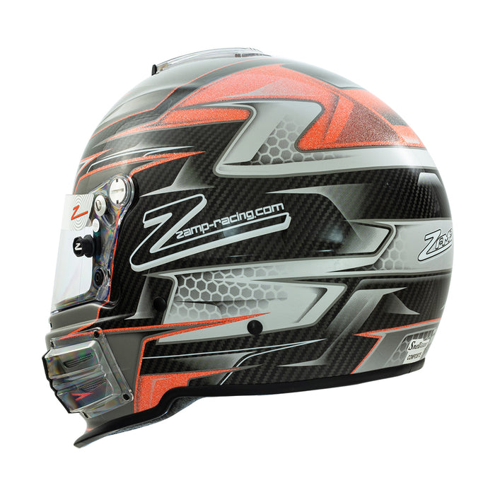 Zamp Racing RZ-44CE Carbon/Honeycomb SNELL/FIA 8859-2015
