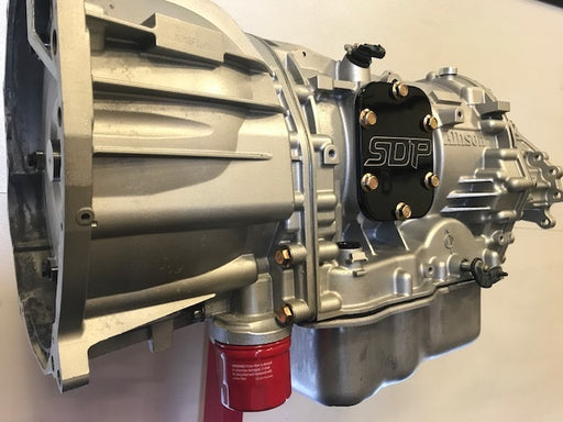 SDP Built Allison 1000 Transmission w/ Billet Torque Converter