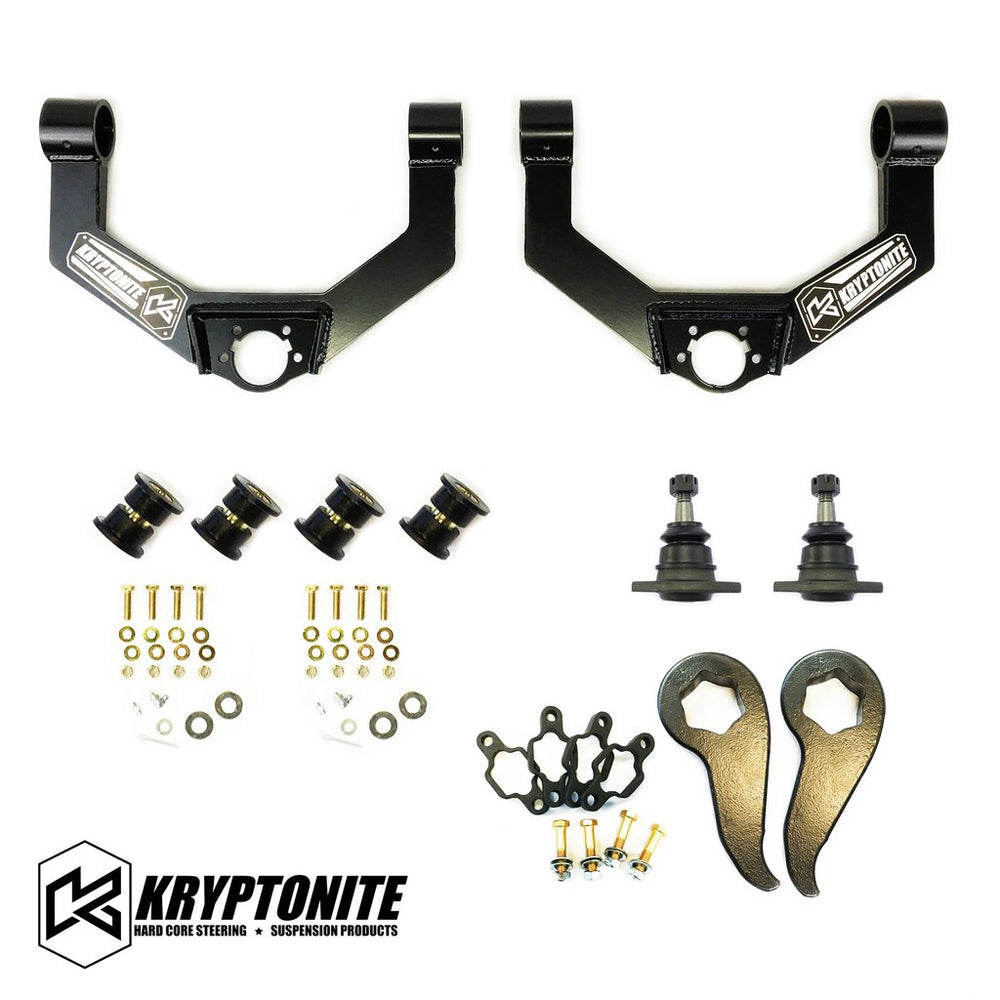 KRYPTONITE LEVELING KIT for 2020 GM 2500/3500HD
