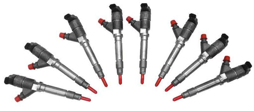 2004.5-2005 LLY Duramax Exergy Injectors (Set of 8)