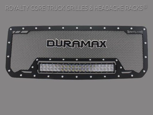 Royalty Core Duramax Emblem