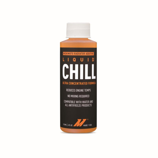 MISHIMOTO LIQUID CHILL® RADIATOR COOLANT ADDITIVE