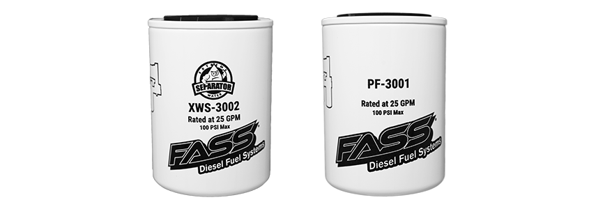 Fass Replacement Filter Package