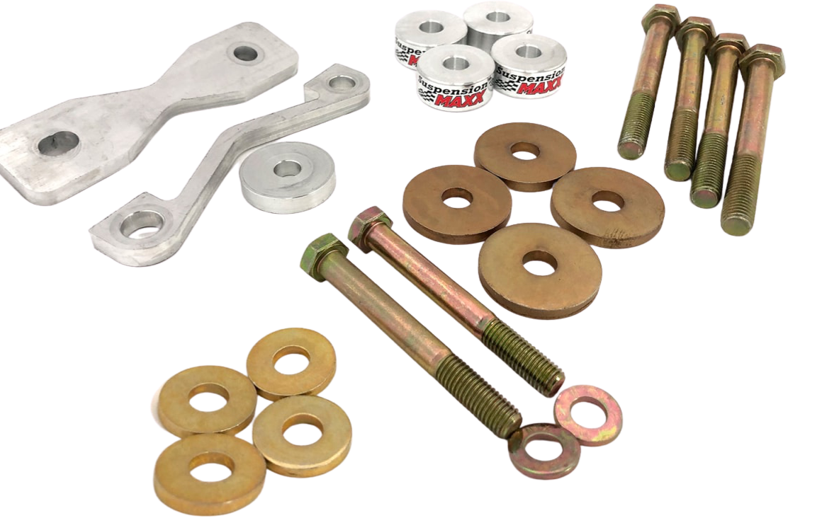 Differential Drop Kit for 2011-2020 GM HD 4X4