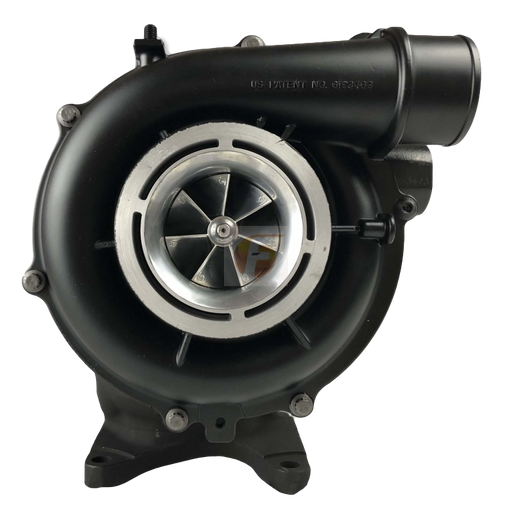 Fleece Performance 63mm FMW Duramax VNT Cheetah Turbocharger 04.5-10