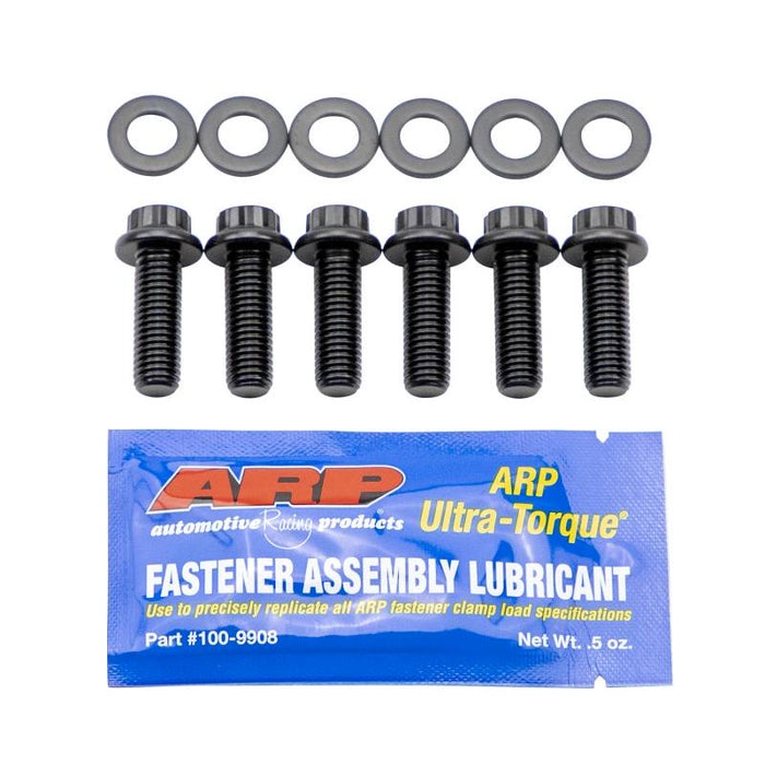2001-2016 Duramax Up-Pipe Bolt Kit