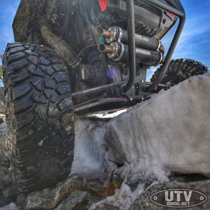 KRYPTONITE POLARIS RZR Hard Core Steering and Suspension Package Stage 2