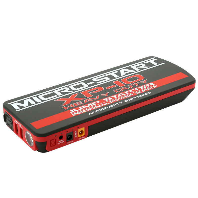 Antigravity Batteries XP-10-HD Micro-Start (Heavy Duty)
