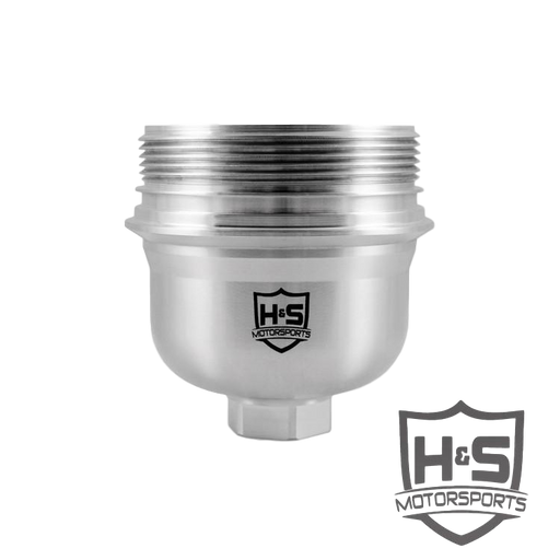 2017+ GM 6.6L L5P Billet Fuel Filter Housing