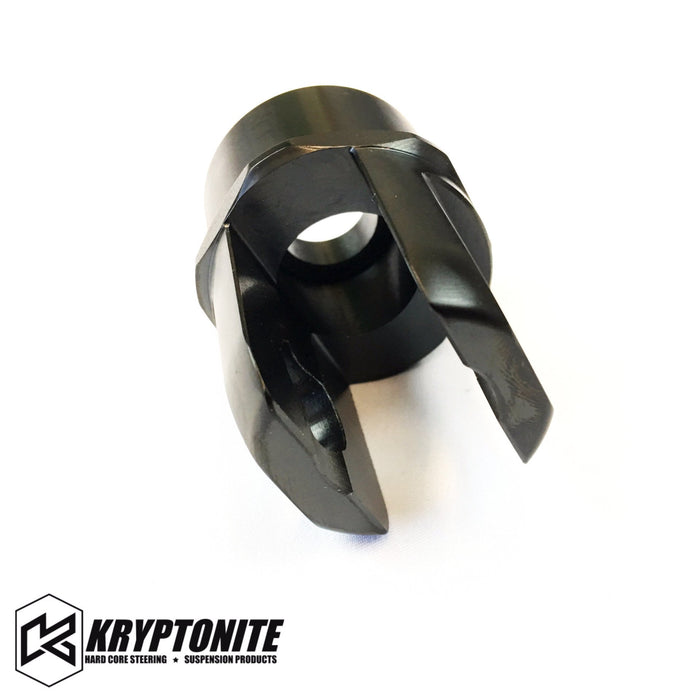 KRYPTONITE POLARIS RZR Steering Rack End Joint for Heim Steering Conversion