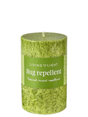 Bug Repellant Pillars