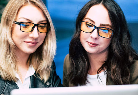 Couling Clarity Daytime Blue Light Blocking Glasses