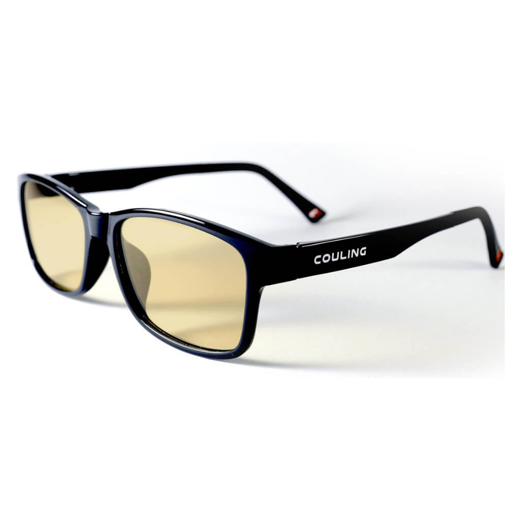 Classic ZZZ's® - Blue Light Blocking Glasses - Couling Sleep
