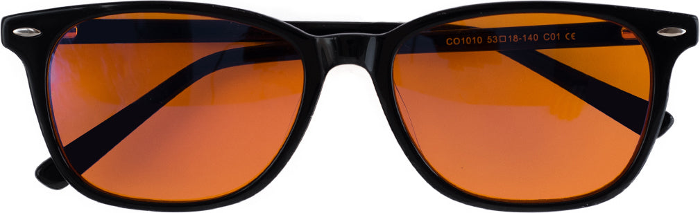 Orange Optics® - Blue Light Blocking Glasses - Couling Sleep
