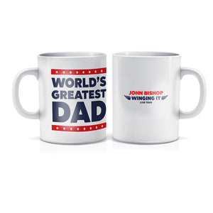 Worlds Greatest Dad (Nob) Mug