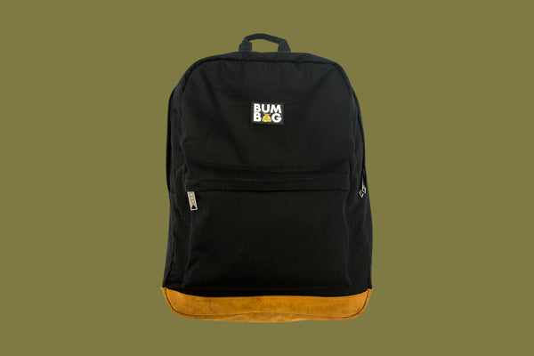 Scout Backpack Bumbag- Black