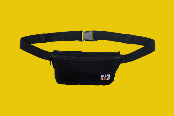 Baseline Pouch Bumbag -Black