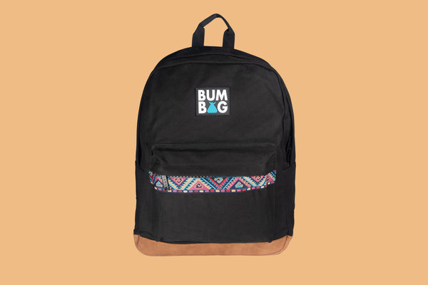 Thornberry Scout Backpack - Black