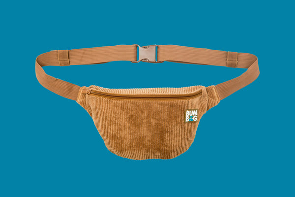 Groove Farm Basic Bumbag - Brown