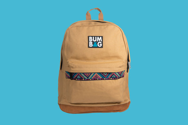 Thornberry Scout Backpack - Tan