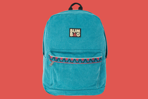 The Ger't Scout Backpack Teal