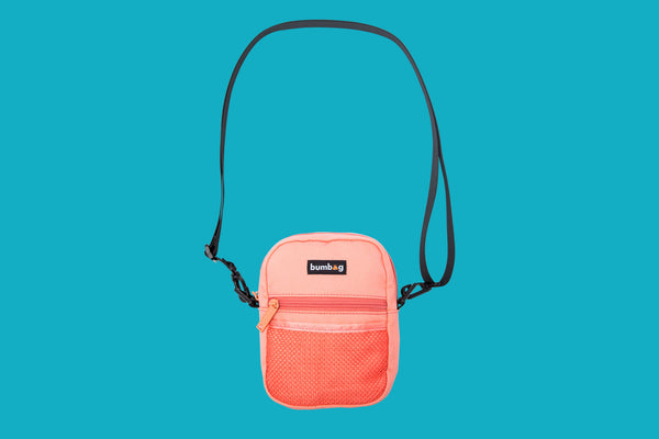 [WHS] Boombastic Compact Bumbag- Peach