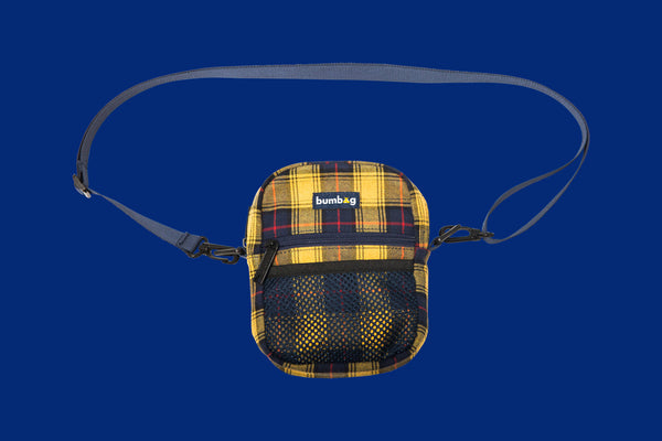 The Bagpipe Shoulder Bumbag
