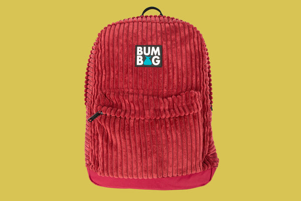 Big Willie Scout Backpack Maroon