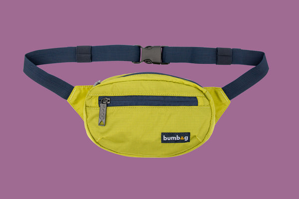 Sherwood Mini Bumbag Yellow