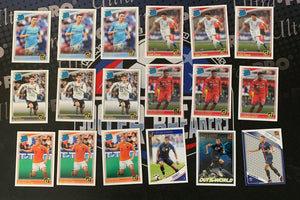 2018-19 PANINI DONRUSS SOCCER 3 BOX MIXER (HOBBY, JUMBO, BLASTER) PICK YOUR TEAM PYT BREAK #186