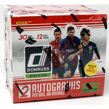 Load image into Gallery viewer, 2018-19 PANINI DONRUSS SOCCER 3 BOX MIXER (HOBBY, JUMBO, BLASTER) PICK YOUR TEAM PYT BREAK #185