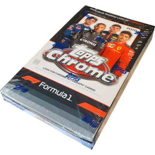 Load image into Gallery viewer, 2020 TOPPS CHROME FORMULA 1 PERSONAL HOBBY BOX BREAK (#2)