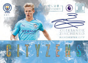 2019-20 PANINI IMPECCABLE PREMIER LEAGUE SOCCER 3 BOX HOBBY CASE BREAK #171