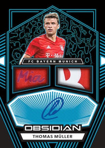 2019-20 PANINI OBSIDIAN SOCCER 12 BOX PICK YOUR TEAM PYT HOBBY CASE BREAK #55