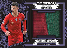 Load image into Gallery viewer, 2019-20 PANINI OBSIDIAN SOCCER 12 BOX PICK YOUR TEAM PYT HOBBY CASE BREAK #55