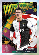 Load image into Gallery viewer, 2019-20 Topps Finest UEFA Champions League Soccer Cards - PERSONAL BOX BREAK