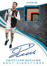 Load image into Gallery viewer, 2020 IMMACULATE SOCCER 6 HOBBY BOX PICK YOUR TEAM (PYT) FULL CASE BREAK #192