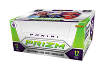 Load image into Gallery viewer, 2020-21 PANINI ENLGISH PREMIER LEAGUE EPL PRIZM SOCCER 4 HOBBY BOX (BASE CARDS SHIP) PICK YOUR TEAM PYT BREAK #31