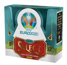 Load image into Gallery viewer, 2020 Panini Select UEFA Euro Soccer 4 Box Mixer (2 Hobby Boxes, 2 Hybrid Boxes) Pick your Team Break #46