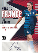 Load image into Gallery viewer, 2018-19 PANINI DONRUSS SOCCER 3 BOX MIXER (HOBBY, JUMBO, BLASTER) PICK YOUR TEAM PYT BREAK #187