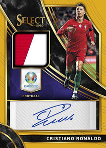 2020 Panini Select UEFA Euro Soccer 4 Box Mixer (2 Hobby Boxes, 2 Hybrid Boxes) Pick your Team Break #45