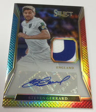 Load image into Gallery viewer, 2016-17 PANINI SELECT SOCCER HOBBY 12 BOX CASE - PERSONAL CASE BREAK!!
